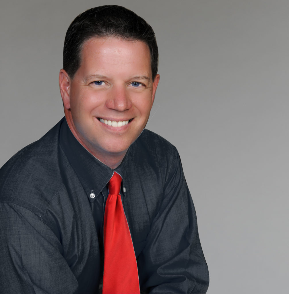 Dale Obrochta Promotional Headshot for Podcast Speaking Interviews